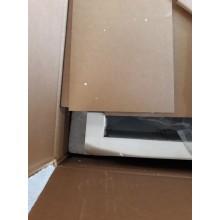 VÝPRODEJ Franke Planar PPX 251/651 TL /7, 1000x512 mm, nerezový dřez levý + sifon 127.0203.468 OHLÝ ROH, POŠKOZENÝ OBAL